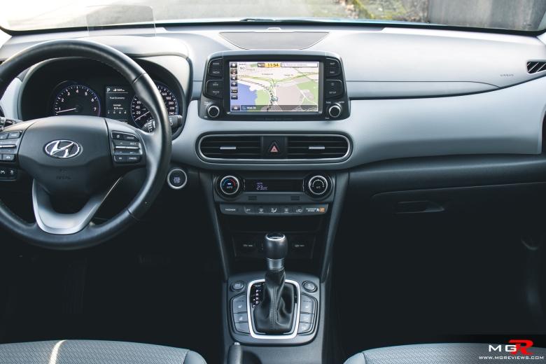 2019 Hyundai Kona 1.6T Ultimate Interior