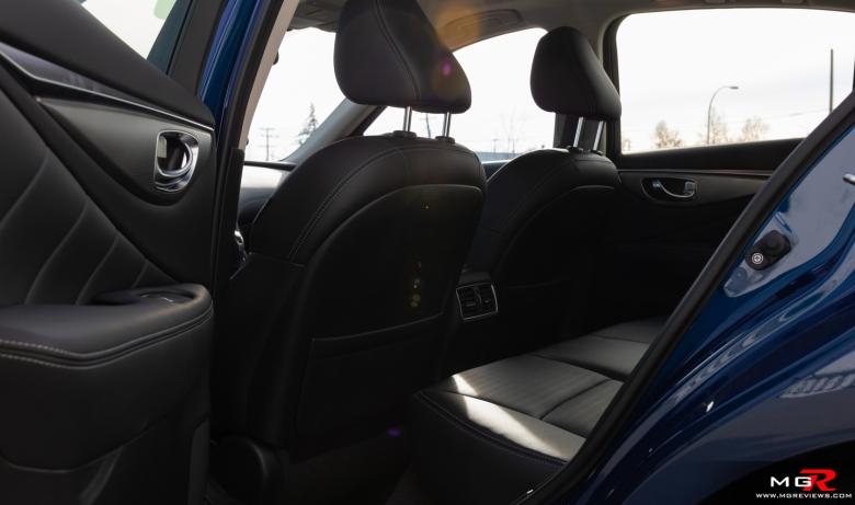 2019 Infiniti Q50S Interior