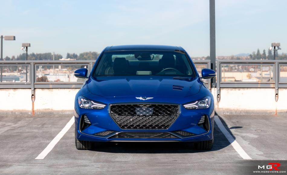 2019 Genesis G70 Sport