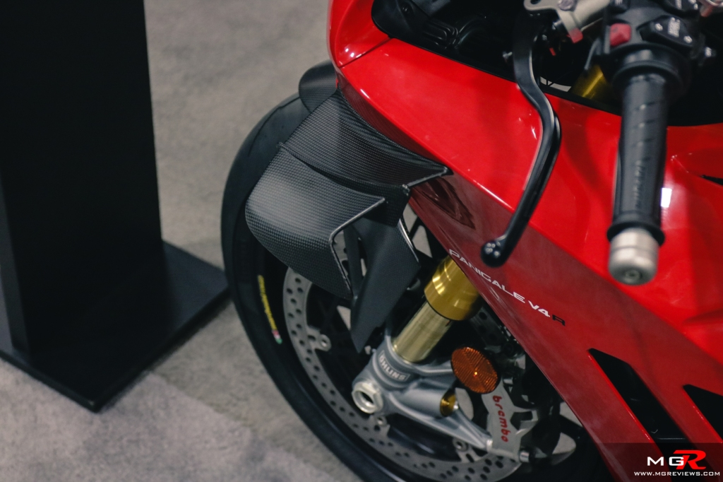 2019 Ducati V4R Panigale - 2019 Vancouver Motorcycle Show