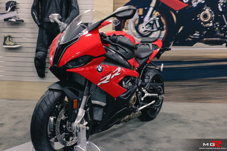 2020 BMW S1000RR - 2019 Vancouver Motorcycle Show