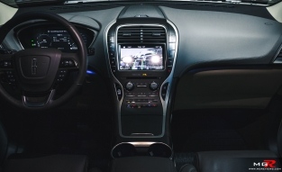 2019 Lincoln Nautilus Interior