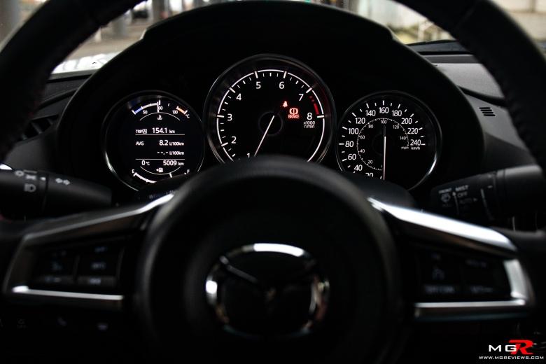 2019 Mazda MX-5 RF Interior