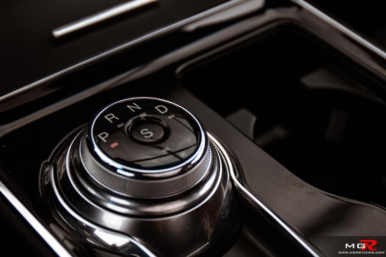 2019 ford edge st interior