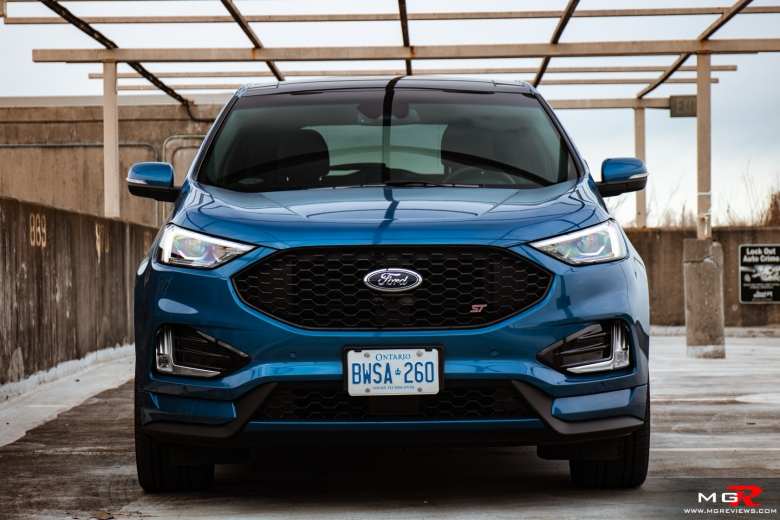 2019 ford edge st