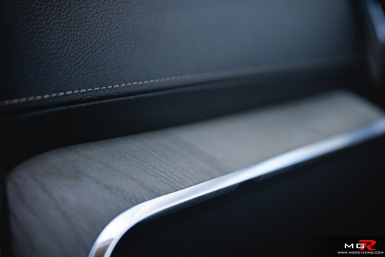2019 Volvo V60 Interior