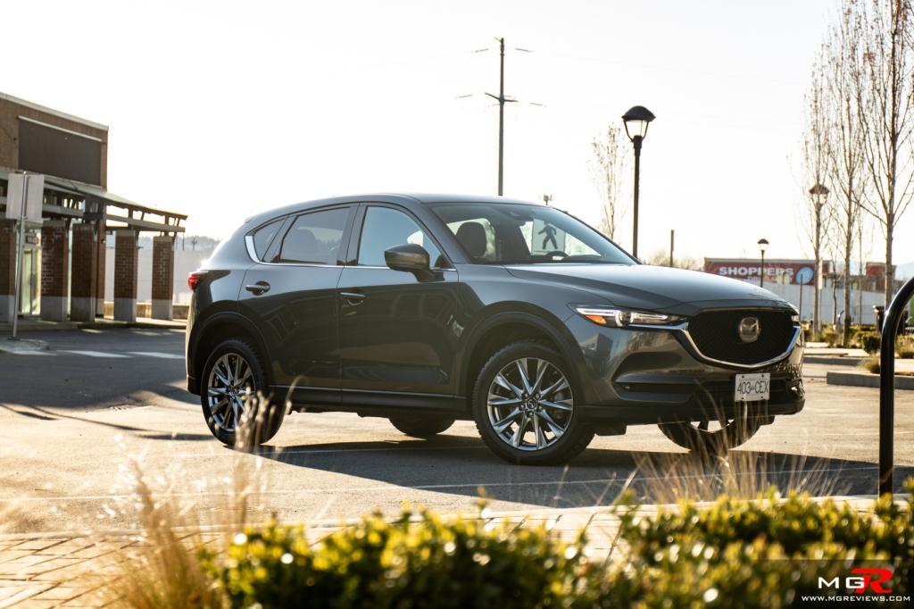 2019 Mazda CX-5 Turbo Signature