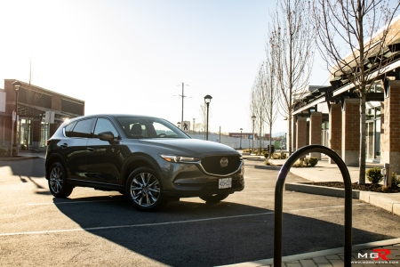 2019 Mazda CX-5 Turbo Signature