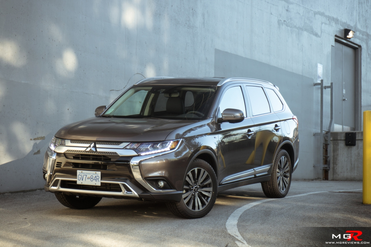 Review: 2019 Mitsubishi Outlander GT – M G Reviews
