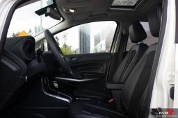2019 Ford EcoSport Interior