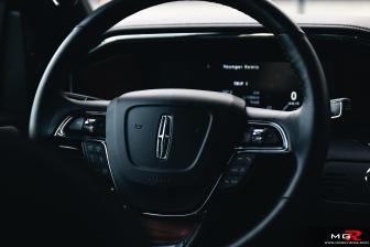 2019 Lincoln Navigator Interior