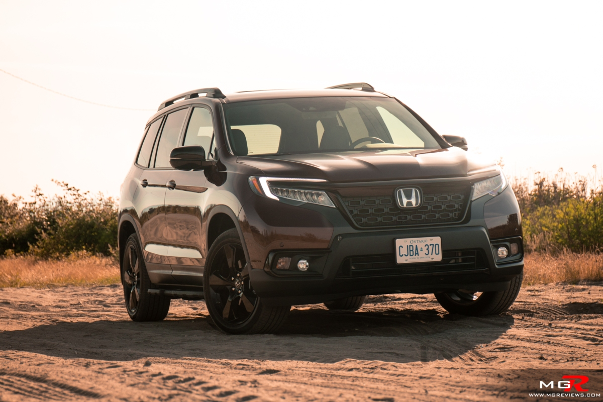 Review 2019 Honda Passport M G Reviews