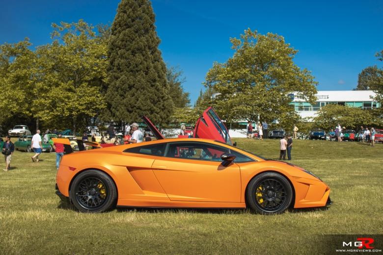 2019 Italian and French Auto Show - North Vancouver lamborghini gallardo superleggera