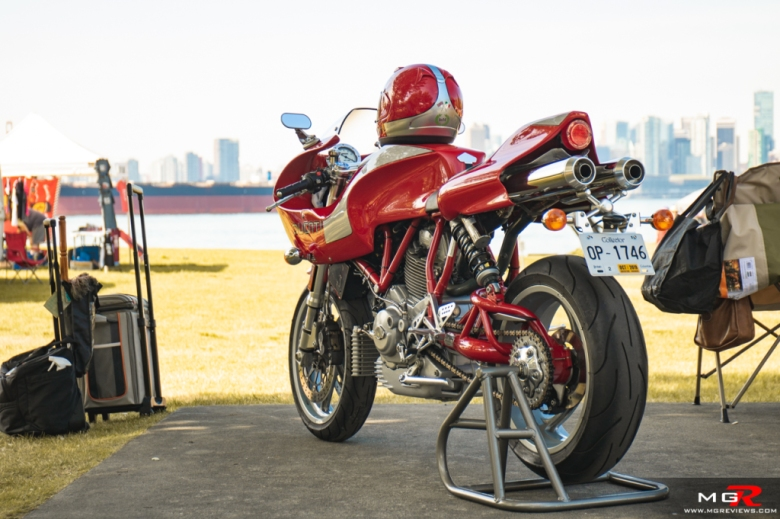 2019 Italian and French Auto Show - North Vancouver ducati