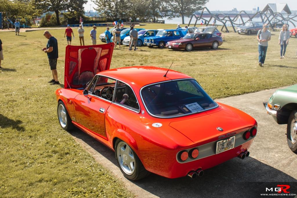 2019 Italian and French Auto Show - North Vancouver alfa romeo