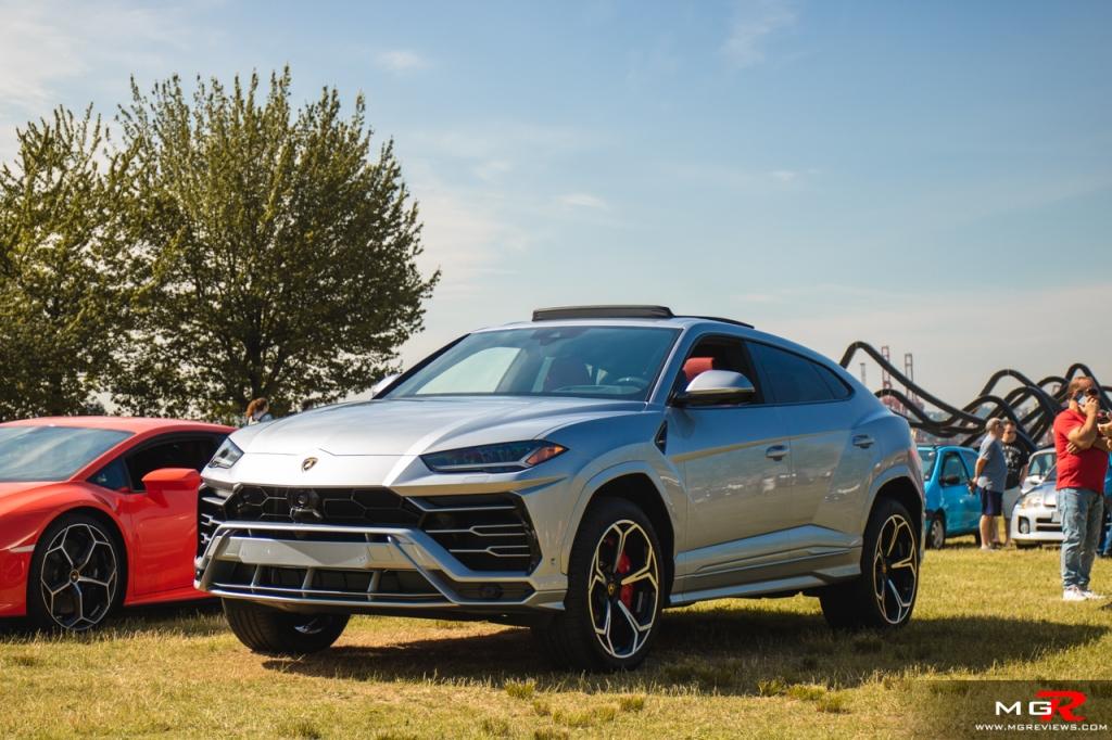 2019 Italian and French Auto Show - North Vancouver lamborghini urus
