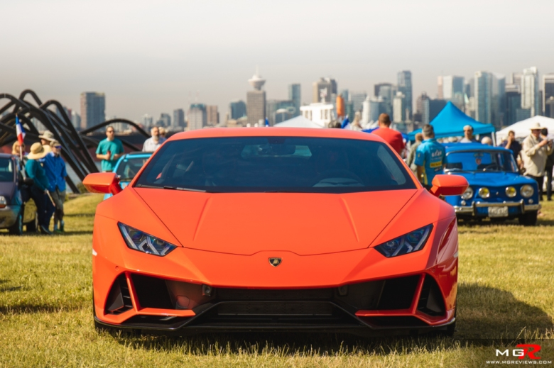2019 Italian and French Auto Show - North Vancouver lamborghini huracan evo