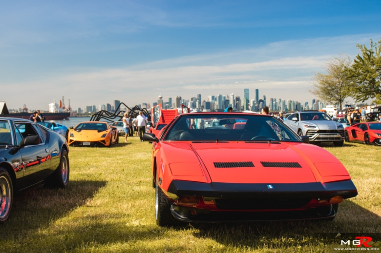 2019 Italian and French Auto Show - North Vancouver detomaso