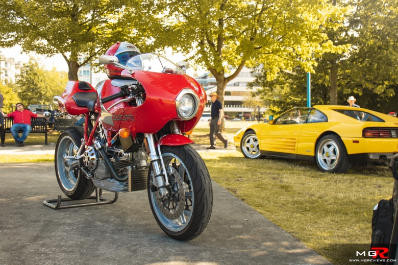 2019 Italian and French Auto Show - North Vancouver ducati