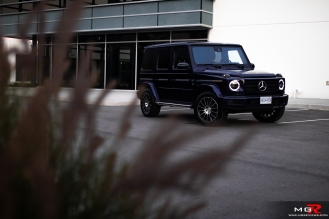 2019 Mercedes-Benz G550