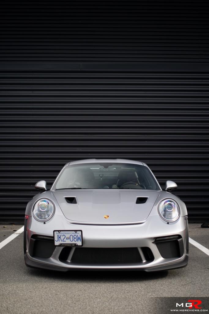 2019 Porsche Cars and Coffee September Porsche GT3
