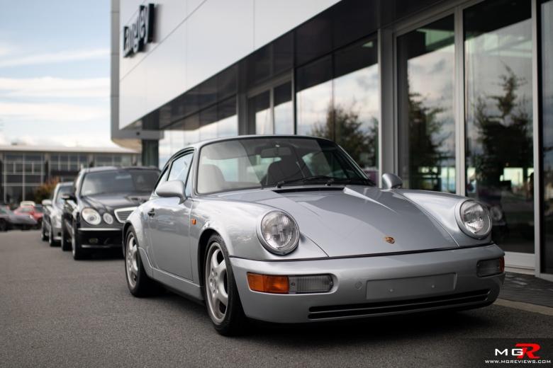 2019 Porsche Cars and Coffee September