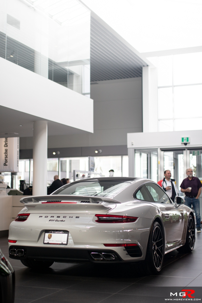 2019 Porsche Cars and Coffee September