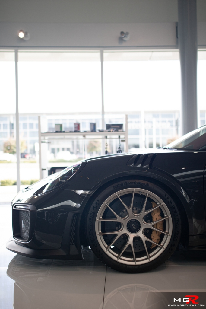 2019 Porsche Cars and Coffee September Porsche GT2RS
