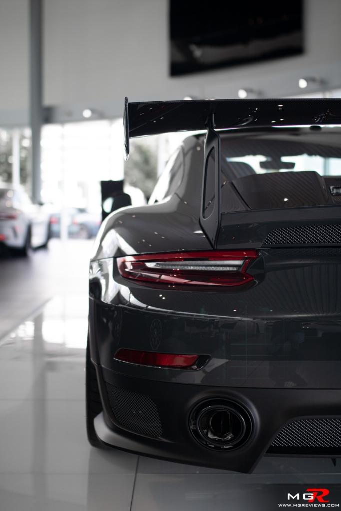 2019 Porsche Cars and Coffee September Porsche GT2RS