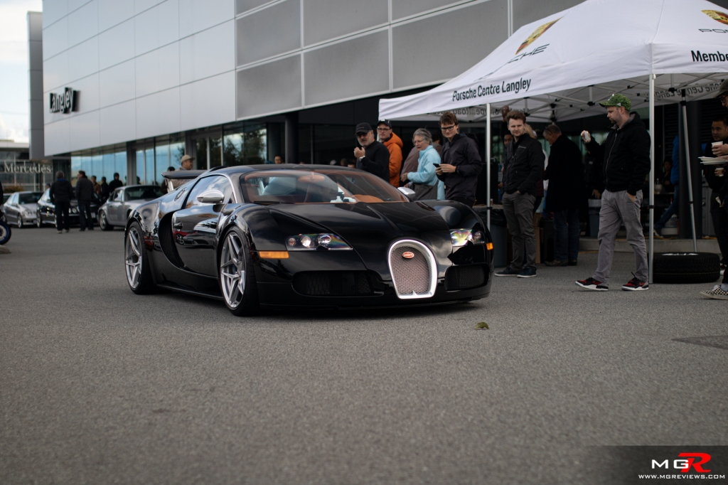 2019 Porsche Cars and Coffee September SR Auto Bugatti Veyron