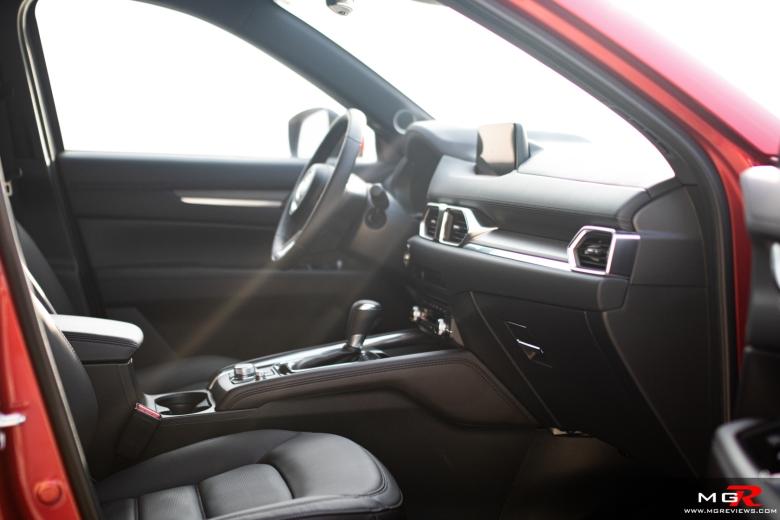 2019 Mazda CX-5 Diesel Interior