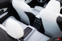 2020 BMW M4 Cabriolet Interior