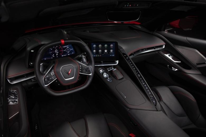 2020 Chevrolet Corvette Stingray C8