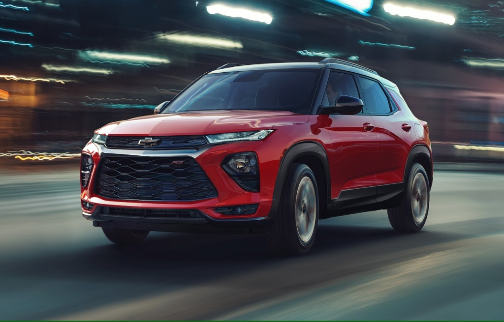 News: 2021 Chevrolet Trailblazer Debuts In LA – M.G.Reviews