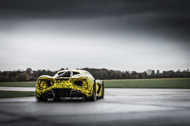 2021 Lotus Evija Prototype