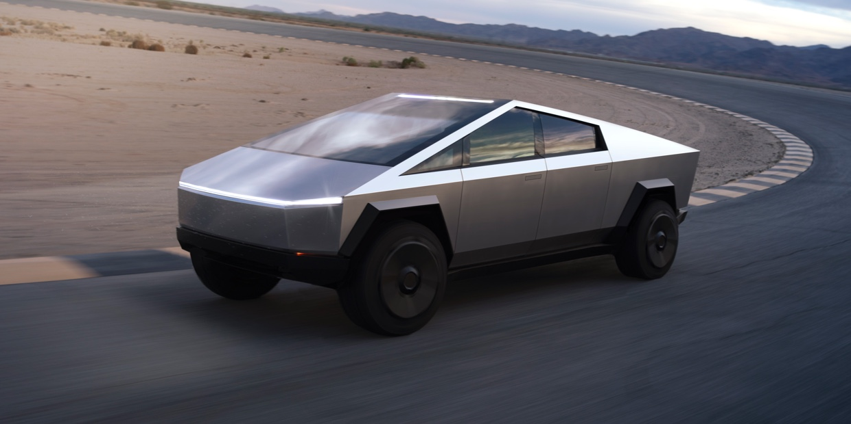2021 Tesla Cybertruck