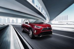 2021 Toyota Rav4 Prime Plug-in Hybrid
