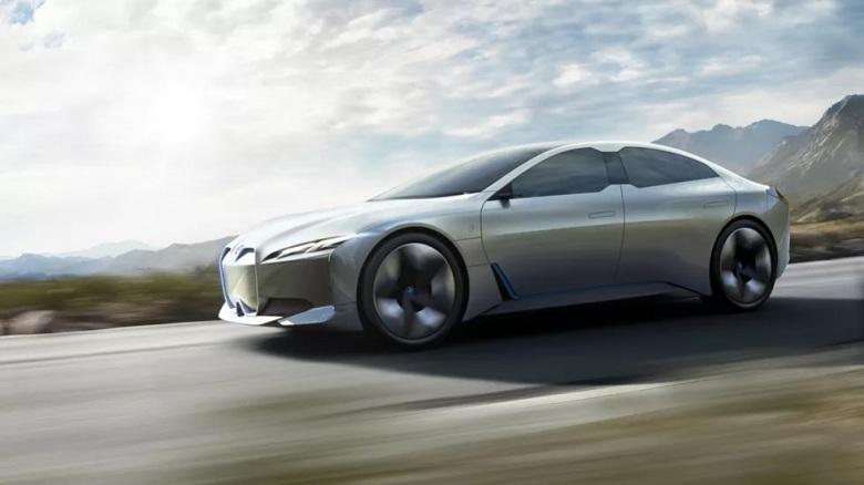 BMW i Vision Dynamics inspires 2021 BMW i4