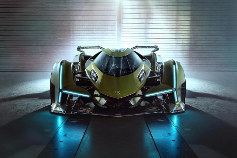 Lamborghini V12 Vision Gran Turismo Concept