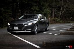 2019 Mazda 3 GT Sedan