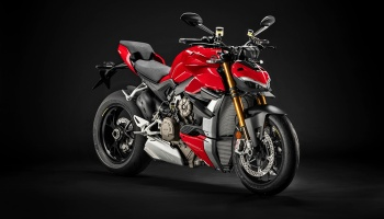 2020 Ducati Streetfighter