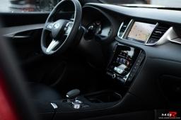 2020 Infiniti QX50 Interior