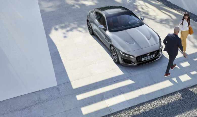 2021 Jaguar F-Type R