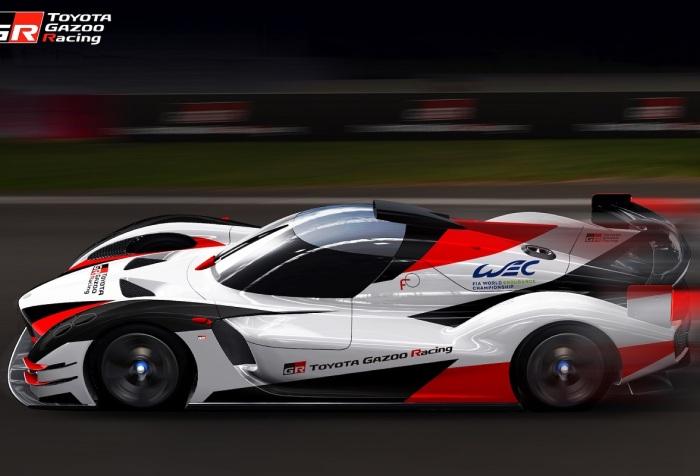 toyota GR Le Mans Hypercar