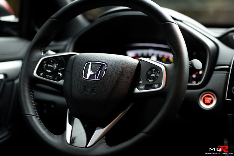 2020 Honda CR-V Sport Interior