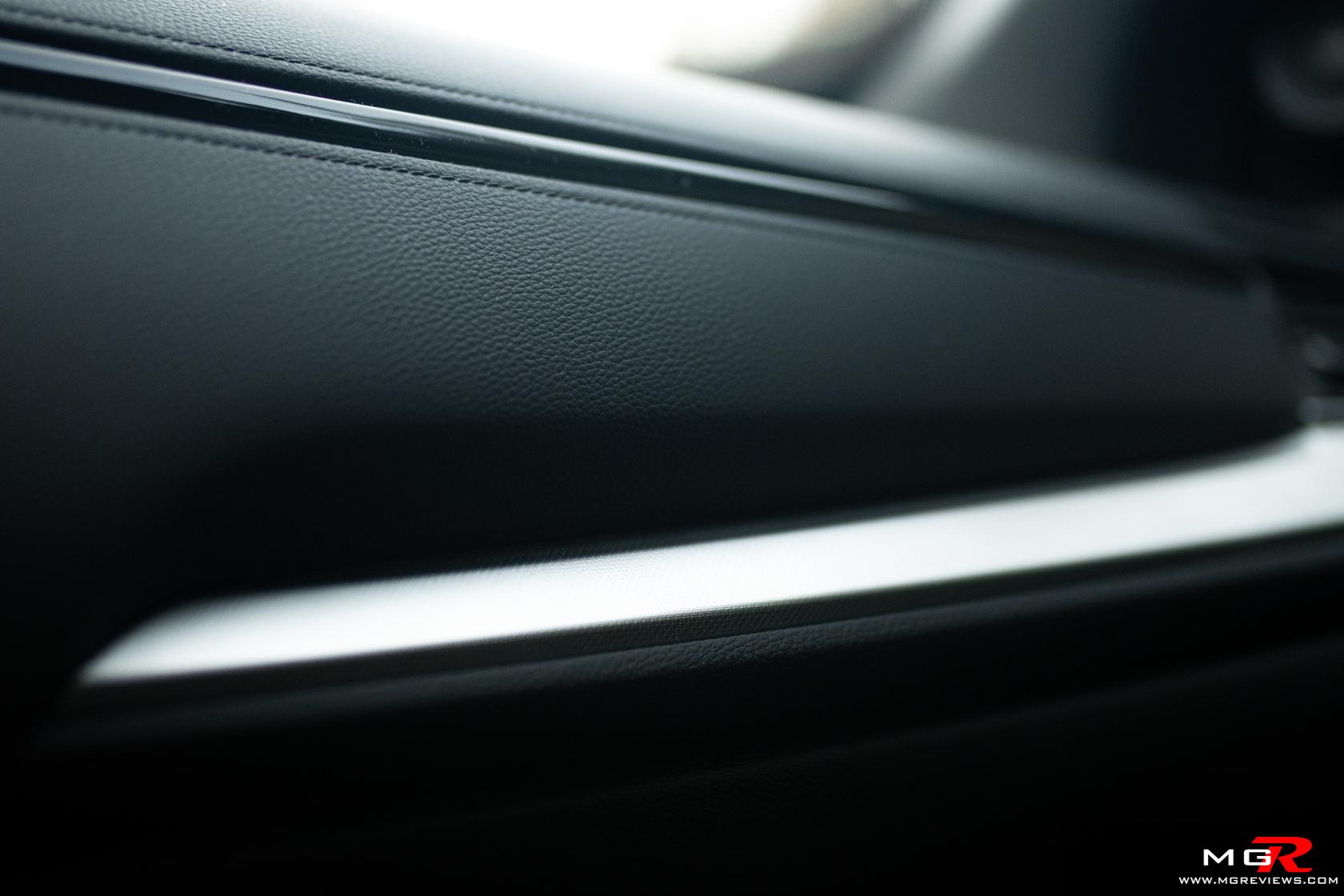 2020 Honda CR-V Sport Interior