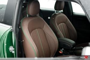 2020 Mini Cooper S 60th Anniversary Edition Interior