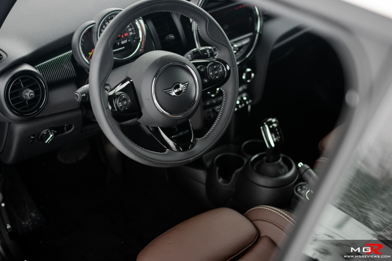 2020 Mini Cooper S 60th Anniversary Edition Interior
