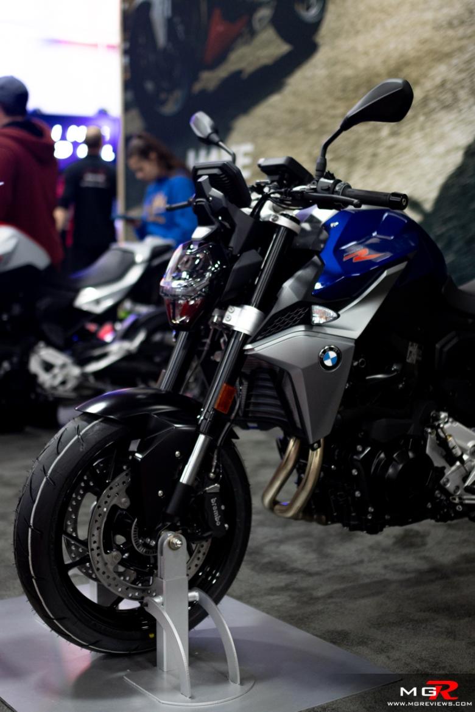 2020 BMW F900R