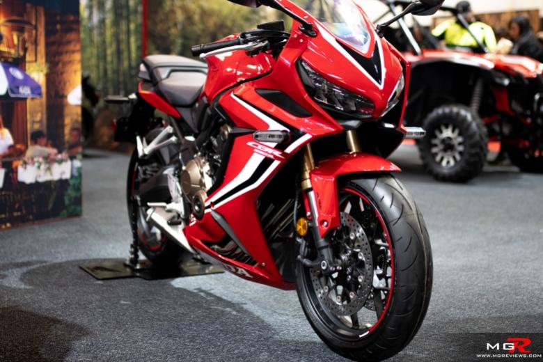 2020 Honda CBR 650R